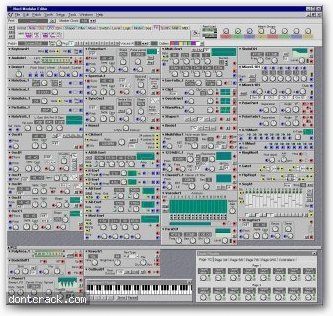 Nord Nord Modular Editor