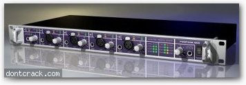 RME Fireface 400/800 Driver