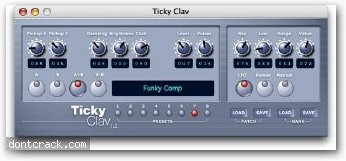 Big Tick Audio Ticky Clav