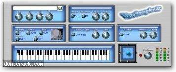 Sanus Artificium Wavesampler XL blue