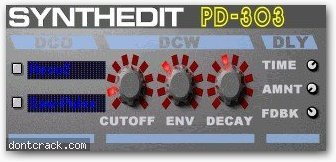 Synthedit PD-303