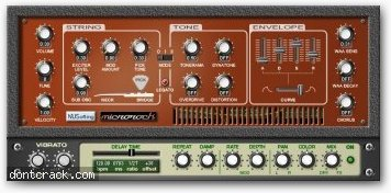 NUSofting Microrock Pro