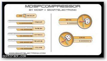 SmartElectronix MdspCompressor