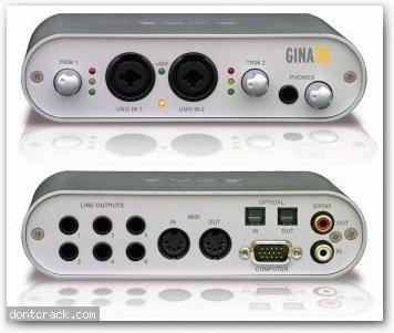 Echo Digital Audio Echo Layla3G & Gina3G driver