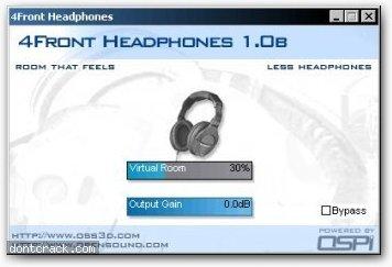4Front Headphones