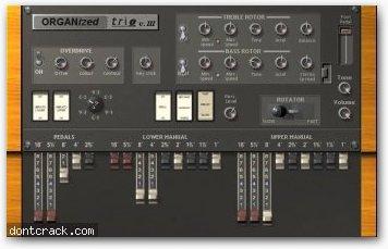 Genuine Soundware ORGANized trio