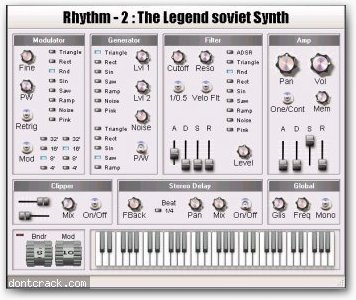 SyncerSoft Rhythm-2
