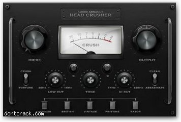 Audio-Assault Head Crusher Free