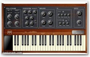 Pianovintage 1984