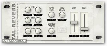 Togu Audio Line TAL-Reverb II