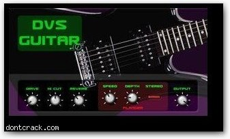Dreamvortex DVS Guitar