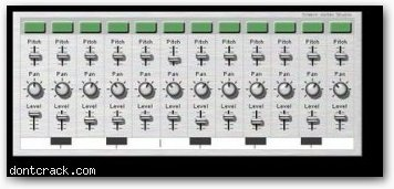 Dreamvortex DVS Drum Sampler