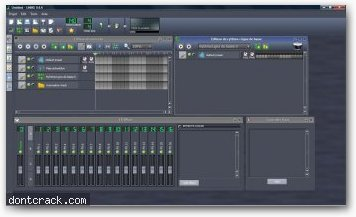Linux MultiMedia Studio LMMS