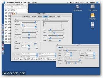 12DECODE MicroWave II Editor
