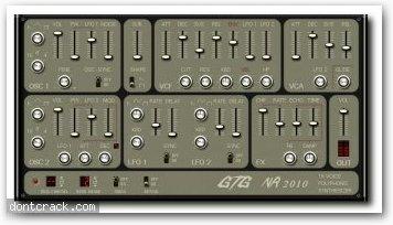 GTG Synths GTG NR2010