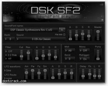 DSK Music DSK SF2