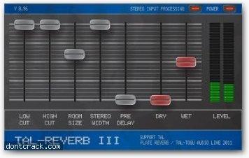 Togu Audio Line TAL-Reverb-III