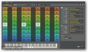 Mucoder Tonespace
