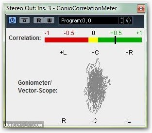 Hotto Engineering Gonio- & Correlation-Meter
