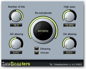 ToneBooster TB TimeMachine