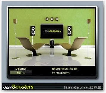 ToneBooster TB IsoneSurround