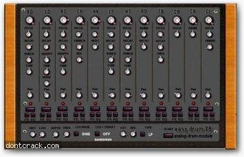 Easytoolz Easy-drum X8