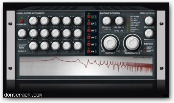 Minimal System Instruments Filter Bank Pro
