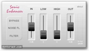 Elements Plugins Sonic Enhancer