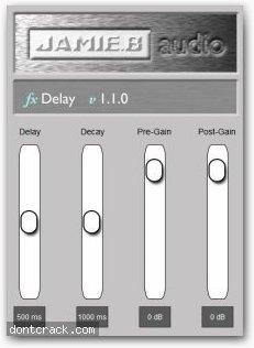 Jamie.B Audio Delay