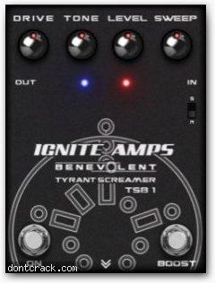 Ignite Amps TSB-1