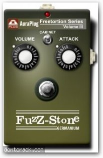 AuraPlug Fuzz-Stone Ge