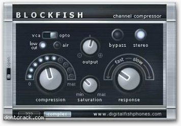 Digitalfishphones The Fish Fillets